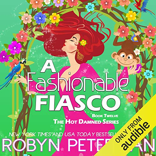 A Fashionable Fiasco audiobook cover art
