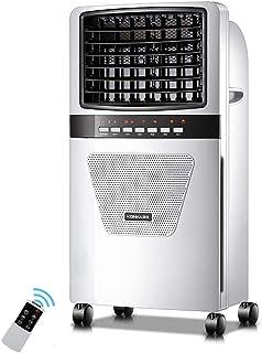 Acondicionador de Aire Acondicionado portátil pequeña Unidad fría Ventilador portátil de Aire Acondicionado del hogar 3 en 1 Control Remoto Ventilador de refrigeración
