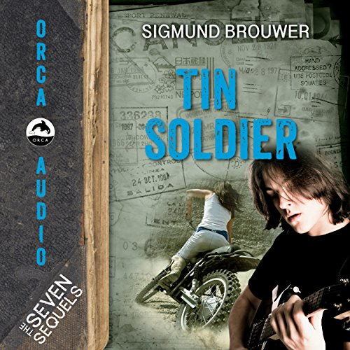 Tin Soldier audiobook cover art