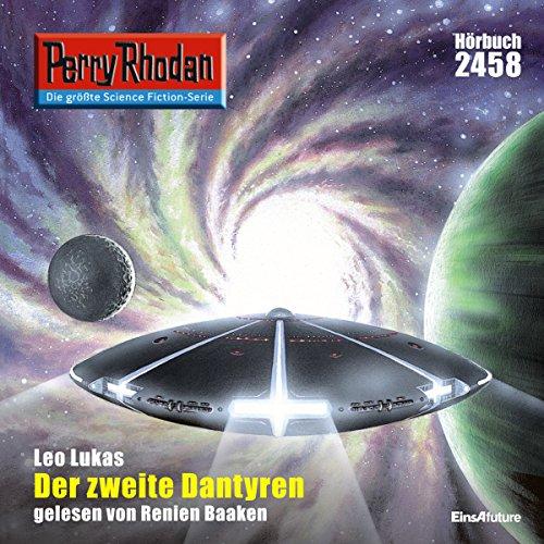 Der zweite Dantyren audiobook cover art