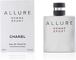 ALLURE HOMME SPORT EAU DE TOILETTE vapo 100 ml ORIGINAL