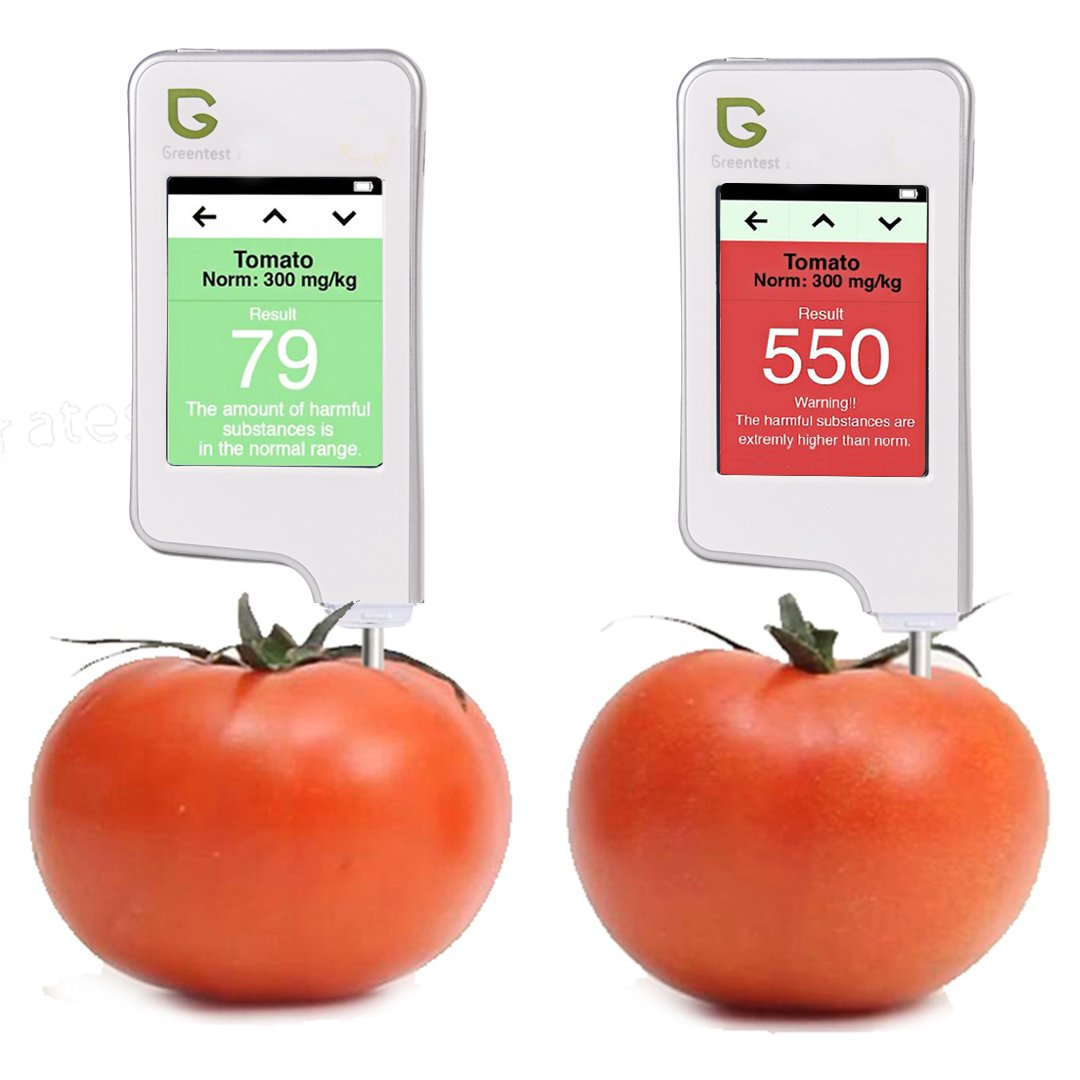 Greentest High Accuracy Food Detector for Nitrate Tester Fruit Limited High order price sale