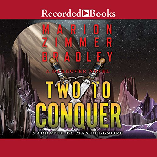 Two to Conquer audiobook cover art