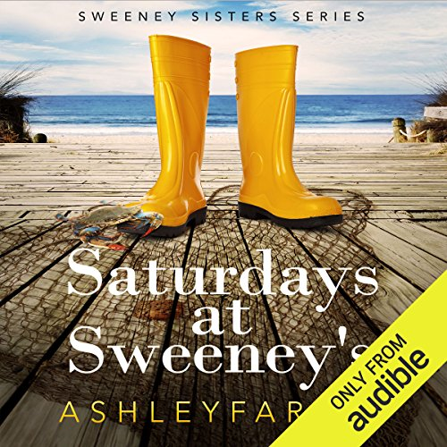 Saturdays at Sweeney's audiobook cover art