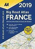 Big Road Atlas France 2019 PB
