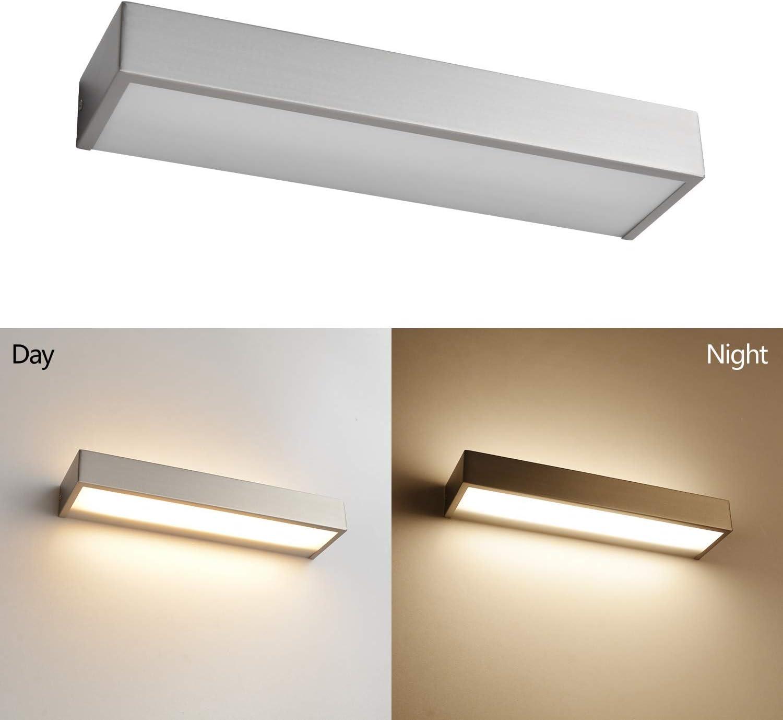MantoLite LED Wandleuchte Bild Licht,Modern Badezimmer Lampe ...