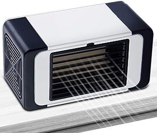 DYB Ventilador de refrigeración portátil Silencioso Multifuncional 3-en-1 Ventilador USB de Mano Ventilador portátil 2000Mah Soporte de teléfono de energía móvil un Ventilador Ultra silencioso Person