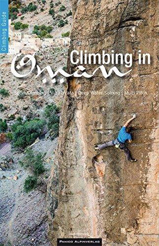 Climbing in Oman: Sportclimbing, Multi Pitches, Deep Water Soloing, Via Ferrata