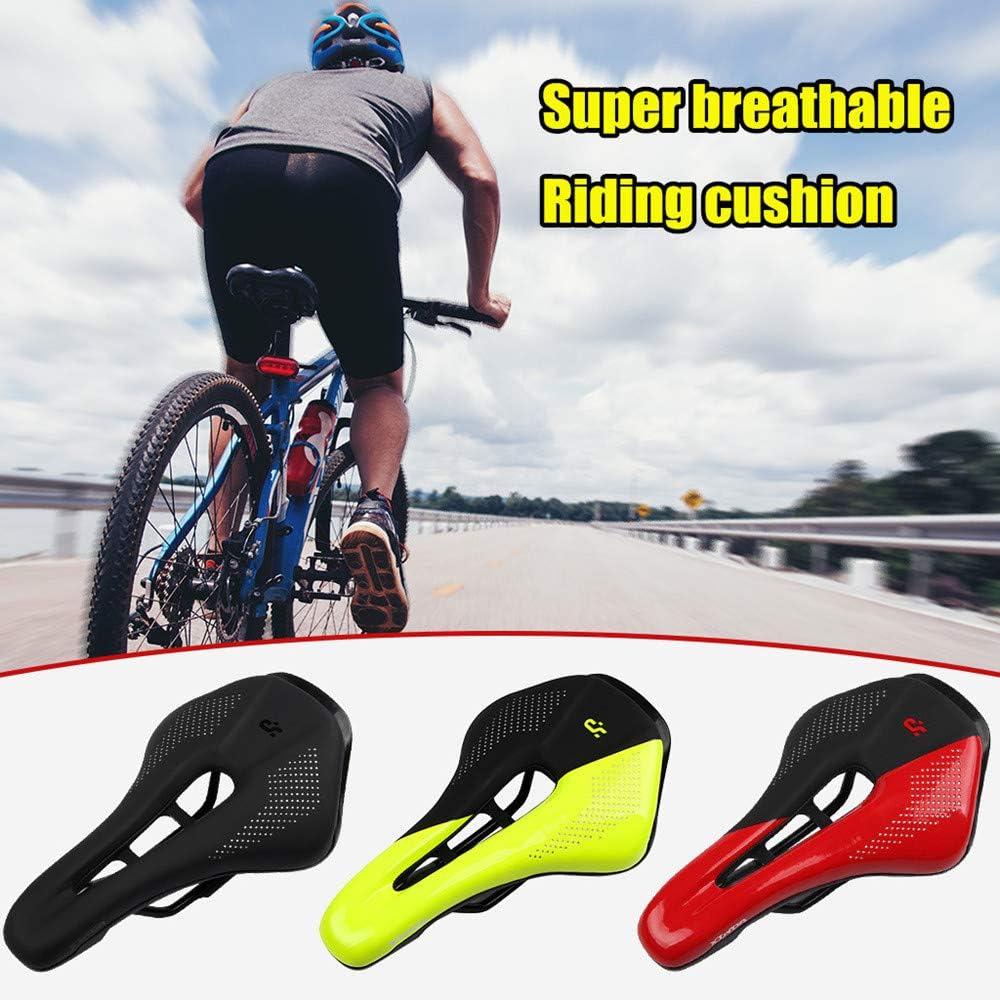 Bicycle Cycling Seat MTB Gel Soft Mountain Road Bike Saddle Cushion Pad Hollow