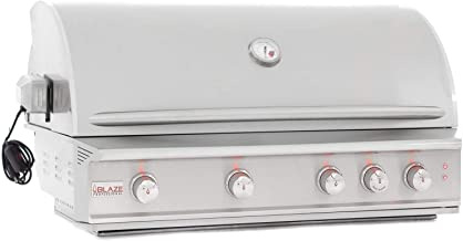 blaze professional 34 inch built in gas grill