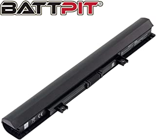 Battpit Laptop Battery for Toshiba PA5185U-1BRS PA5195U-1BRS PA5184U-1BRS PA5185U PA5186U-1BRS Satellite C50-B L50-B - High Performance [4 Cells/2200mAh/33wh]
