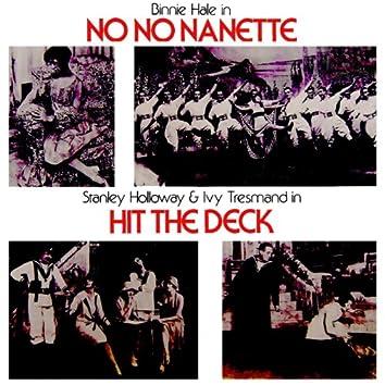 No No Nanette/ Hit The Deck