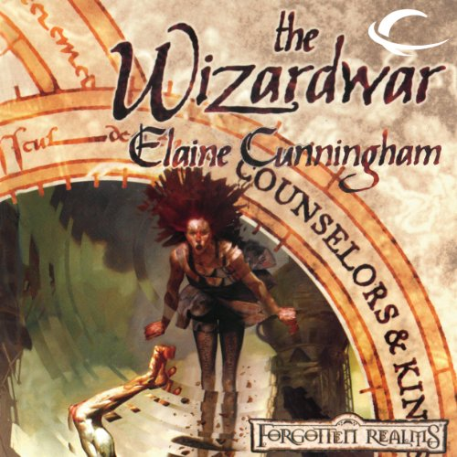 The Wizardwar audiobook cover art