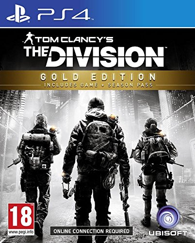 The Division Edition Gold Jeu PS4