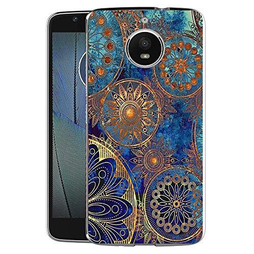 FoneExpert® Motorola Moto G5S Plus Tasche, Ultra dünn TPU Gel Hülle Silikon Case Cover Hüllen Schutzhülle Für Motorola Moto G5S Plus