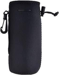 Orchidtent Water Bottle Sleeve, Protable Neoprene Insulated Water Bottle Cooler Cooler Carrier Cover Sleeve Tote Bag Pouch Holder Strap for Kid Children Women Men Biker