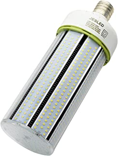 JESLED 150W LED Corn Light Bulb, E39 Mogul Base LED Bulbs, 6000K White, 20250LM, 800-1000 Watt Equivalent, CFL HPS Metal Halide Lamp Replacement for Garage Warehouse Outdoor Street Area Lighting