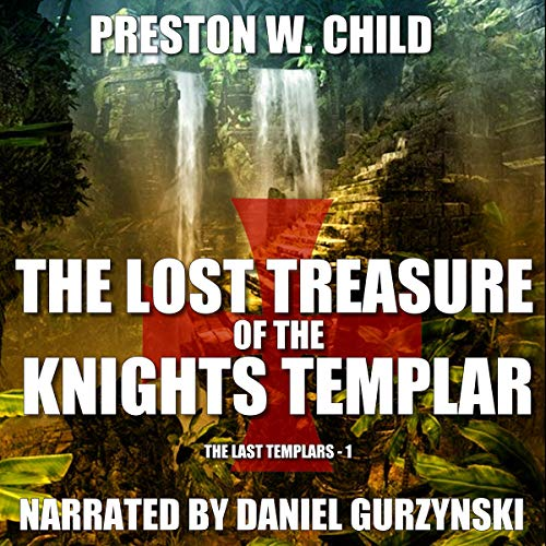 The Lost Treasure of the Knights Templar  By  cover art