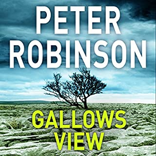 Gallows View     The 1st DCI Banks Mystery              By:                                                                                                                                 Peter Robinson                               Narrated by:                                                                                                                                 Simon Slater                      Length: 8 hrs and 59 mins     445 ratings     Overall 3.9