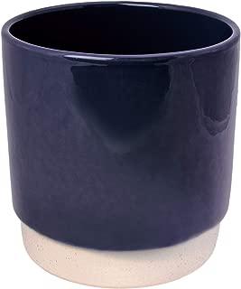 Annastore Orchideen /Übertopf Tonja aus Glas /Ø von 14-16 cm Blumen/übertopf Orchideentopf Glas/übertopf Gr/ö/ße /Ø 11 cm//H 11,5 cm