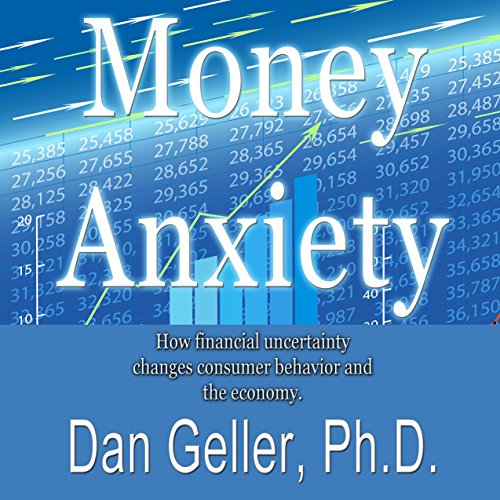 Money Anxiety audiobook cover art