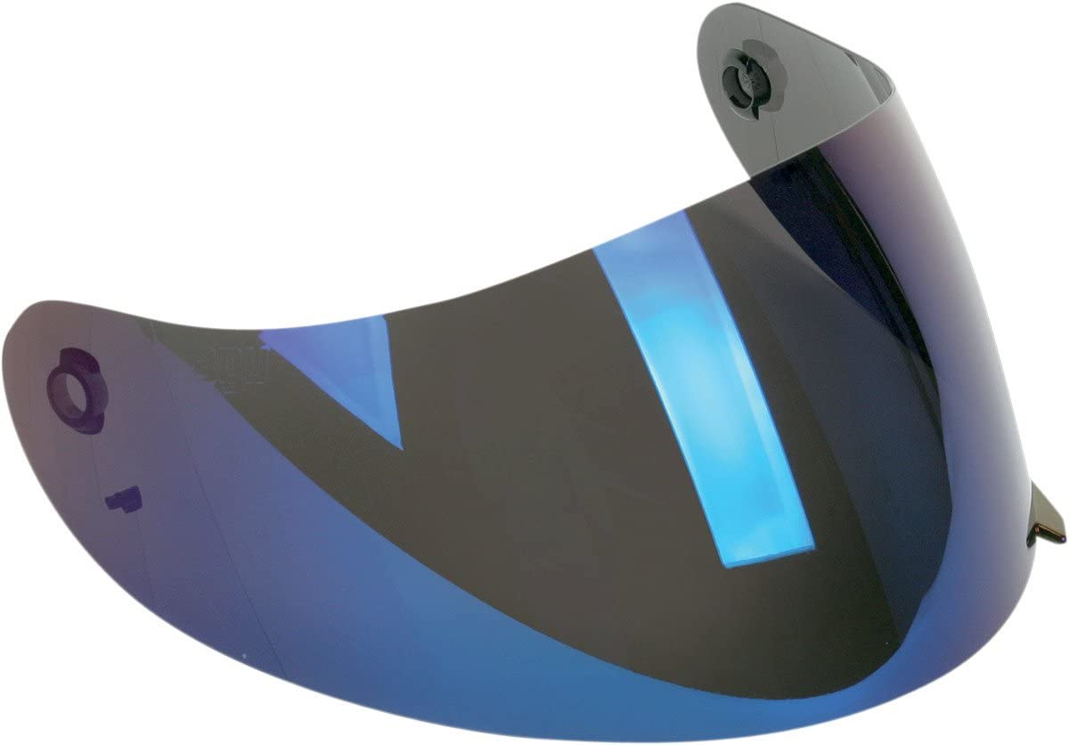 Agv Visier Street 8 Iridium Blau Für K3 Basic K3 K4 K4 Evo Auto