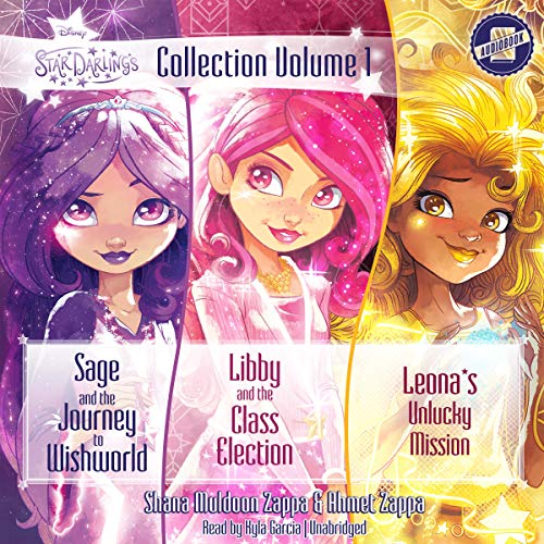 Star Darlings Collection: Volume 1 audiobook cover art