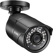 دوربین امنیتی ZOSI 2.0MP HD 1080p 1920TVL Bullet Outdoor / فضای داخلی داخلی (ترکیبی 4 در 1 HD-CVI / TVI / AHD / 960H آنالوگ CVBS) ، LED های LED 36PCS ، 100 دید در شب IR ، دوربین مدار بسته ضد آب
