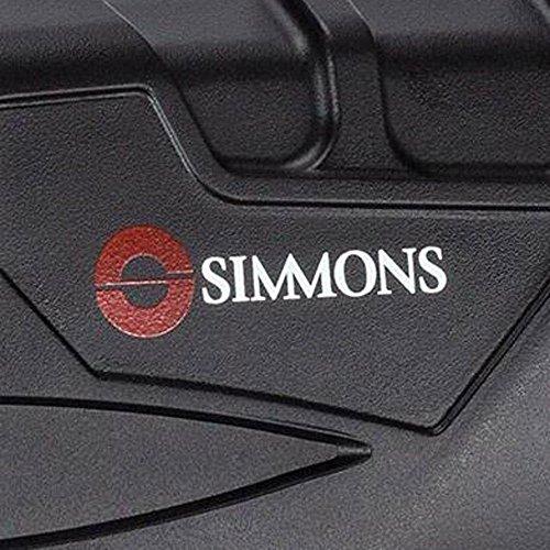 Simmons 801600T Volt 600 Laser Rangefinder with Tilt, Black