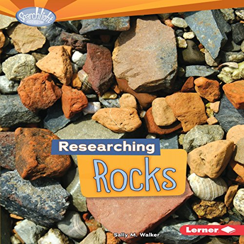 Researching Rocks audiobook cover art
