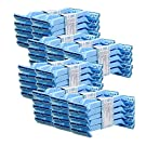 Fresh Stainless Steel Twin Blades Disposable Razors Bulk Pack 100EA Shavers for All