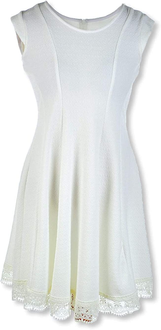 Bonnie Jean Girls' Plus Size Sheath Special Occasion Dress