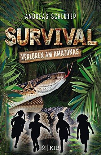 Survival – Verloren am Amazonas: Band 1