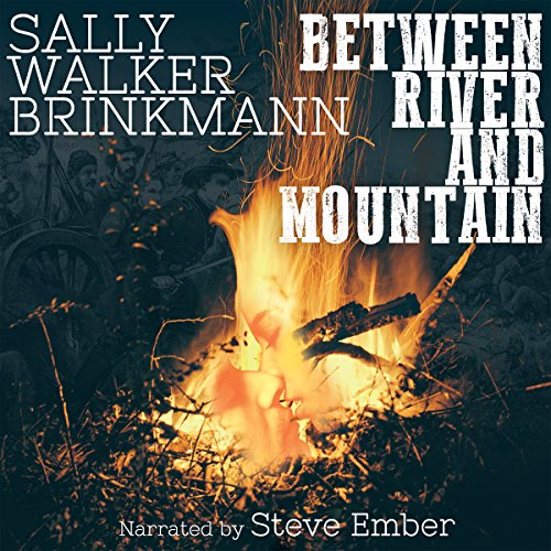 Between River and Mountain audiobook cover art