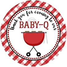 baby q thank you cards