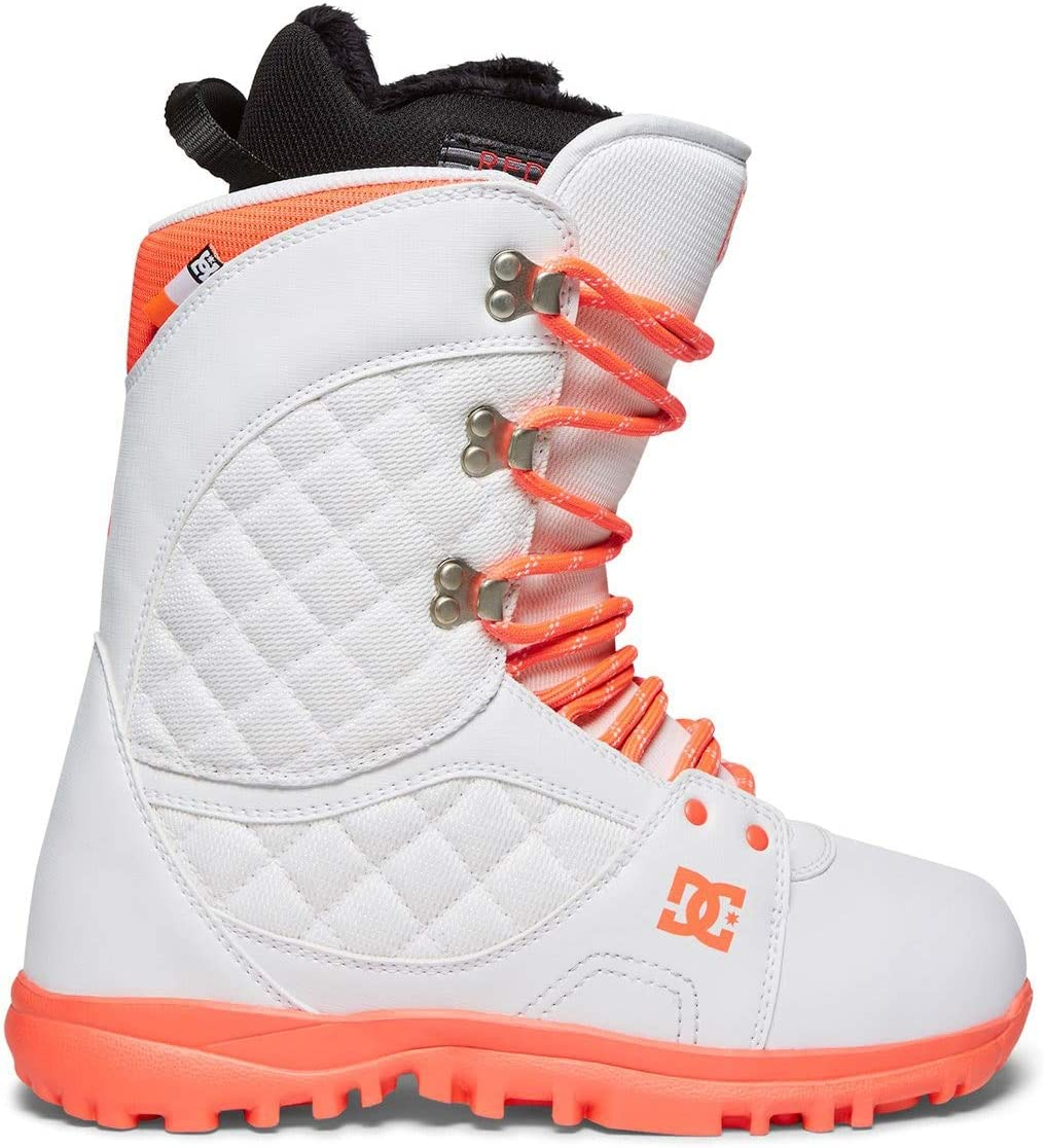 DC Women's Factory outlet Karma Lace Up Max 70% OFF Boots Snowboard