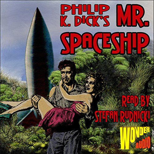 Mr. Spaceship cover art
