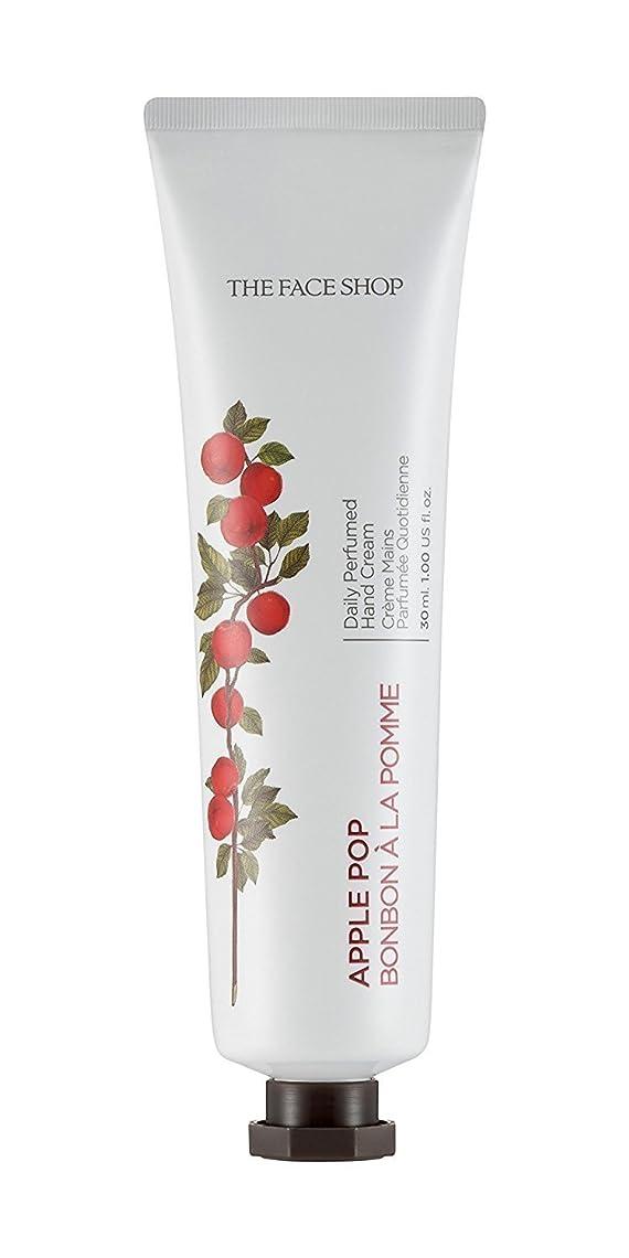 メカニックアテンダントアクセスTHE FACE SHOP Daily Perfume Hand Cream [03. Apple Pop] ザフェイスショップ デイリーパフュームハンドクリーム [03.アップルポップ] [new] [並行輸入品]