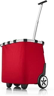 reisenthel Carrycruiser Shopping Trolley, Red