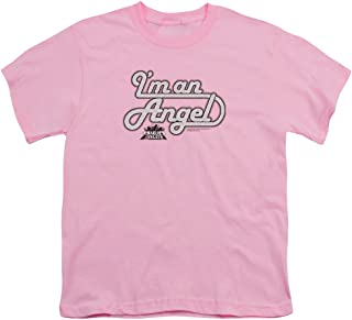 Charlies Angels Im an Angel Unisex Youth T Shirt for Boys and Girls