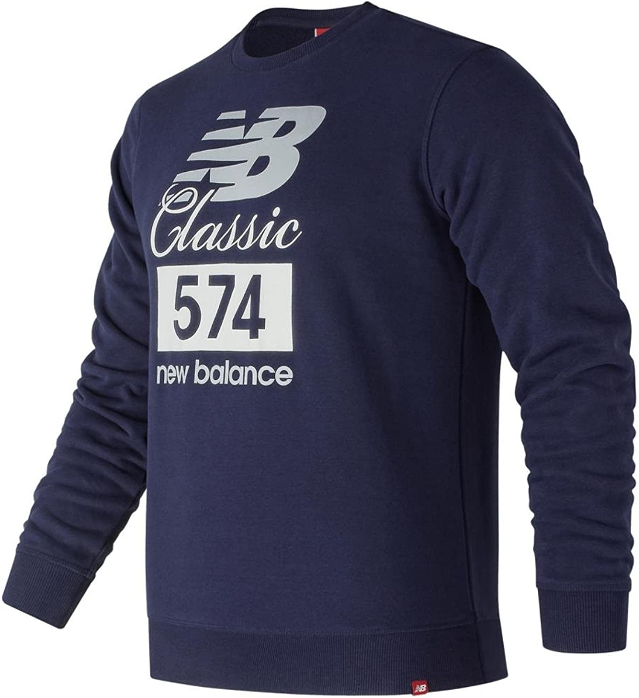 New Balance MT 81574 Classic 574 Crew Black
