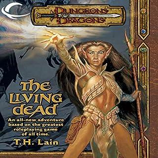 The Living Dead audiobook cover art