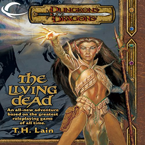 The Living Dead audiobook cover art