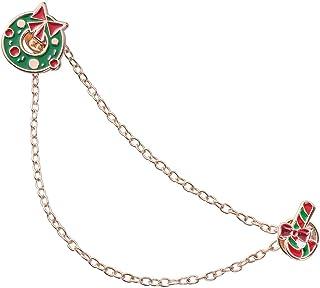 BBGSFDC Vine Cardigan Cinta Clip de la Guirnalda del bastón de Caramelo decoración suéter Clip Collar de Muchachas de Las ...