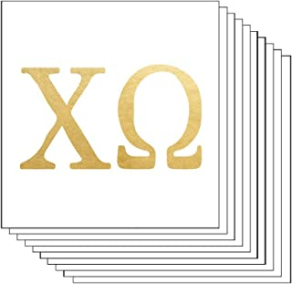 Best chi omega face tattoos Reviews
