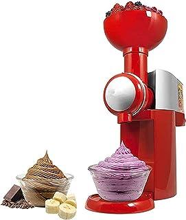 BJH Accueil Machine de crème glacée aux Fruits Mélangeur Naturel de Machine à crème glacée