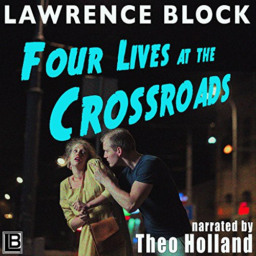 Four Lives at the Crossroads audiobook cover art