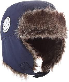Boys Winter Hats Kids Nylon Russian/Aviator Winter Earflap Cap
