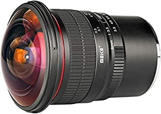 Meike 8mm f/3.5 Ultra HD - Objectivo Fisheye para Fuji X-Mount