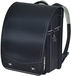 Student Bag, Children's Backpack, Lightweight and Portable, Multi-Color Optional LIUXIN (Color : Black)